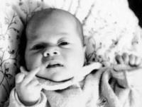 Middle Finger Baby