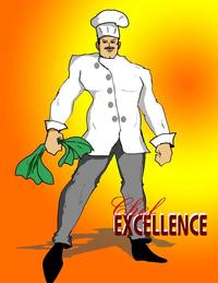 Chef Excellence ('An Excellent X')