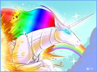 Robot Unicorn Attack / Harmony Harmony
