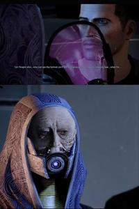 Tali's Face