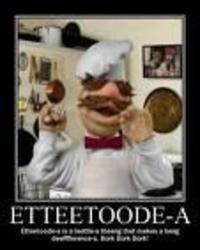 Swedish Chef (Børk Børk Børk)