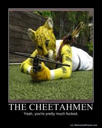 Cheetahmen_motivation
