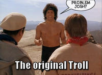 Trollface / Coolface / Problem?
