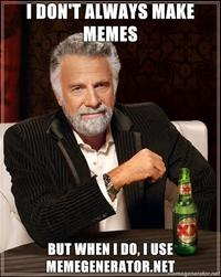The Most Interesting Man in the World