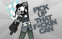 Pick up that Can