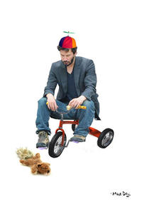 Sadkeanutricycle