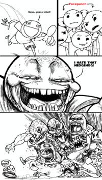 Trollbait / Nobody is Right