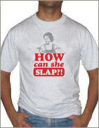 How Can She Slap?