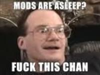 Mods Are Asleep