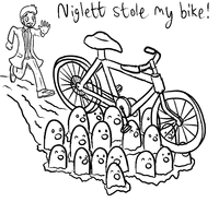 Nigga Stole My Bike