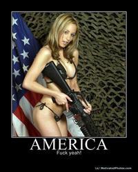 America: Fuck Yeah!