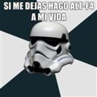 Alt + F4