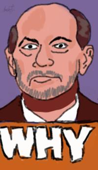"Tony Kornheiser's ""Why"""