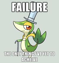 Failure-the-only-thing-ive-yet-to-acheive