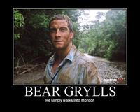 Bear Grylls / Better Drink My Own Piss