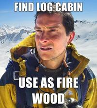 Find-log-cabin-use-as-fire-wood
