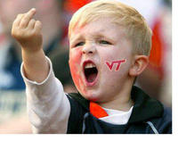 Mikey Wilson (Middle Finger kid)
