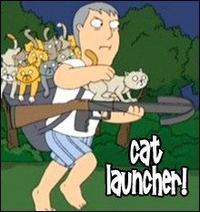Cat Gun