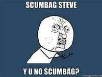 Scumbag Steve