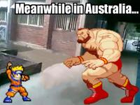 Zangief Kid