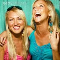 Girls Laughing