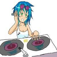 DJ P0N-3 / Vinyl Scratch