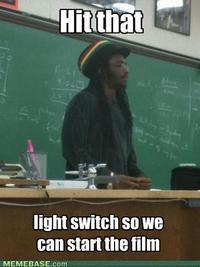 Rasta Science Teacher