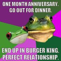 Foul Bachelorette Frog