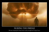 Nuking the Fridge