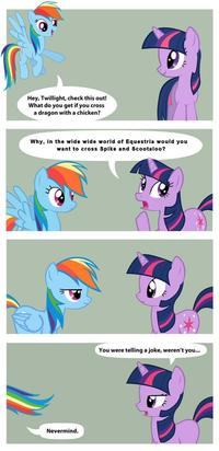 Adorkable2-spike_and_scootaloo