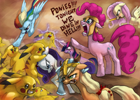 300_ponies_in_color_by_flick_the_thief-d3grwir