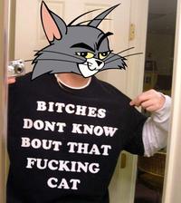 That Fucking Cat