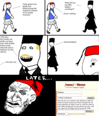 Racists on 4chan