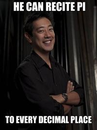 Grant Imahara/The Most Interesting Geek In The World