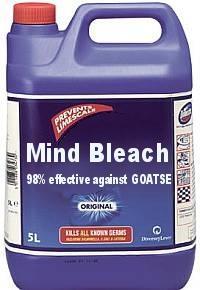 Brain Bleach / Eye Bleach / Mind Bleach