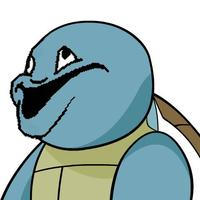 Give Squirtle a Face