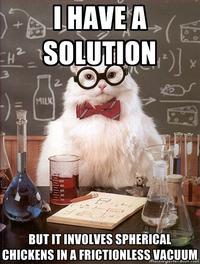 Chemistry Cat