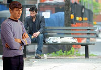 Spock Is Not Impressed