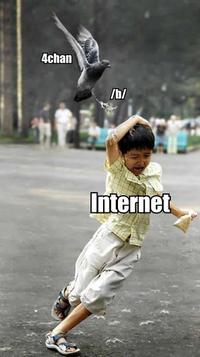 The Internet vs. 4chan