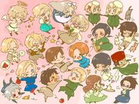Axis Powers Hetalia