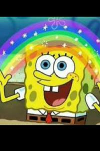 Imagination Spongebob