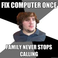 Family Technical Support