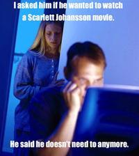 Scarlett Johansson Leaked Nudes