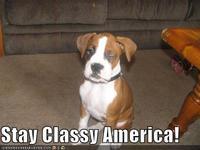 Stay Classy, X