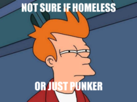 Futurama Fry / Not Sure If