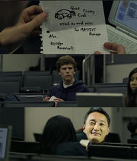 Zuckerberg Note Pass