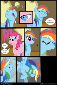Cupcakes (My Little Pony FanFiction)