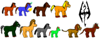 Ponyfied_races