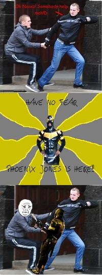 Phoenix Jones