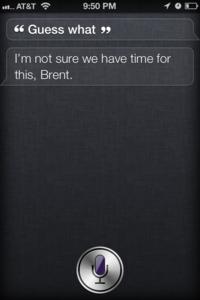 Shit That Siri Says
